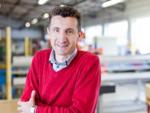 Proton Engineering hälsar Iosif Hampel välkommen som säljare