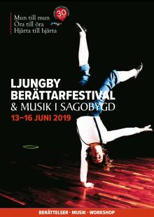 Ljungby Berättarfestival & Musik i Sagobygd – två festivaler i en!