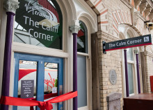 Virgin Trains opens the door to the first ever Calm Corner