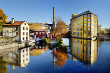 Intresset för Norrköping är stort på Swedish Workshop!
