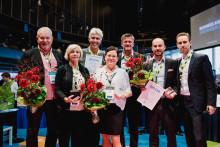 Här är 2017 års vinnare på Business Arena Stockholm