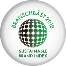 HSB branschbäst i Sustainable Brand Index