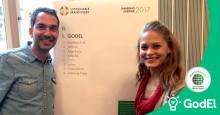 GodEl återigen utnämnt till Sveriges mest hållbara elbolag