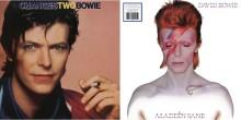 Jubileumsversjoner fra David Bowie