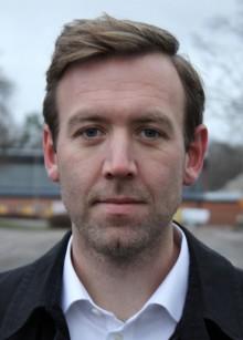 Johan Gustafsson blir ansvarig för SlösO