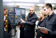 De tekniske uddannelser skal omstilles til Industri 4.0