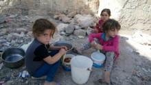 Barneby i Damaskus okkupert