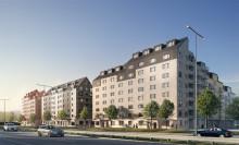 Svenska Hus bygger nytt i Stockholm