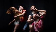"""Hararis bestseller """"Sapiens"""" som dansföreställning"""