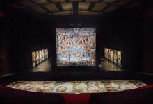 Michelangelos mästerverk från Sixtinska kapellet i ett nytt ljus