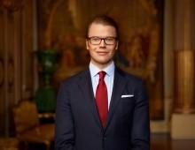 H.K.H. Prins Daniel och Carolina Klüft tillkännager finalisterna
