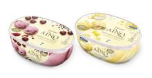 Ihanaista kirsikkaa ja sitruunaa: Aino-jäätelön syysuutuudet lainaavat makunsa maailman suosikkileivonnaisilta