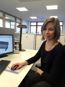 Rätt data i BIM-projektet med hjälp av Chaos desktop när Södersjukhuset byggs om