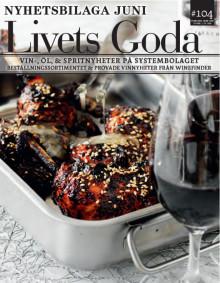 Winefinders nyheter - nu i Livets Goda