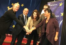 We promise to make more people involved in EU issues