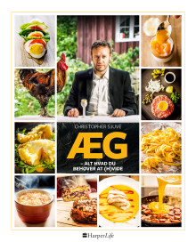 Nyhed fra HarperCollins: ÆG - alt hvad du behøver at (h)vide af Christopher Sjuve