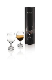 Riedel og Nespresso lanserer unike kaffeglass
