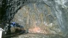 Världsnyhet på MaskinExpo: Snabb injektering spar miljardbelopp vid tunneldrivning