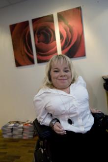Veronica Hedenmark utsedd till Sveriges framtida ledare
