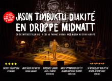Snart turnépremiär för Jason Diakités En droppe midnatt – sista chansen att se succéföreställningen