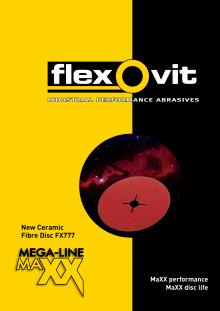 Esite Fiiberilaikat Flexovit MegaLine MaXX
