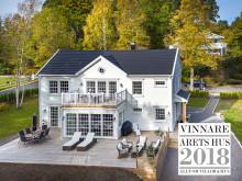 Myresjöhus vinnare av Årets Hus 2018