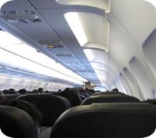 Välj rad sex på flygplanet så blir du rik!