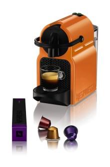 Prisbelönt färgklick till köket – Nespresso lanserar nya maskinen Inissia