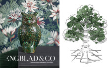 ​Engblad & Co is the new name as Eco Wallpaper returns back to its roots