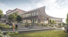 LINK arkitektur axlar stort inredningsuppdrag  för Stockholms universitet