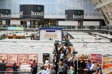 New food-to-go launches at lunch! 2014 – Exhibitor Show Highlights