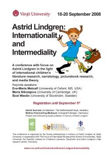 Astrid Lindgrenkonferens i Växjö
