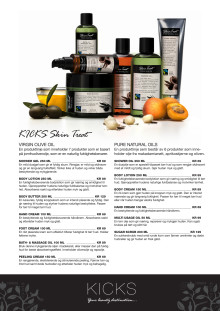KICKS Skin Treat produktinfo