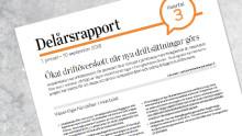Akademiska Hus delårsrapport 1 januari – 30 september 2018