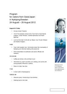 Program 2012 Japan