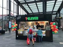 7-Eleven öppnar satellitbutik på Malmö Centralstation