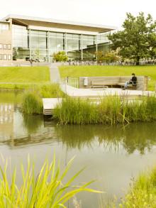 Pressinbjudan: Invigning av centrala parkrummet på Campus Umeå