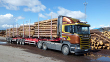 Lastbilarnas utsläpp kan minskas