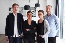 Studio Stockholm fortsätter att expandera med fyra medarbetare