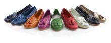 Kauniita kenkiä kaikille jaloille