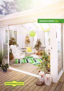 Skånska Byggvaror presenterar rekordåret 2014 i årsredovisning
