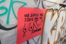 Foton som förändrar: Canon och Plan International Belgien hjälper unga att bekämpa sexuella trakasserier på offentliga platser