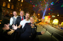 VIRGIN TRAINS EAST COAST SHINES FOR NORTHERN PRIDE