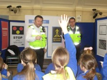 Go-Learn inspires children to travel by train and be safe around the railway
