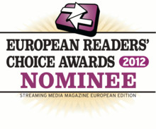 Vote Xstream! – Streaming Media Readers' Choice Awards