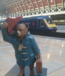 Business continuity planning according to Paddington Bear
