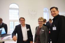 TH Wildau als Akteur beim Parlamentarischen Abend in Potsdam