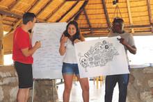 YEE väcker hopp i Botswana