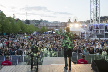 Stockholms stad nöjda med Eurovision Song Contest: Enormt engagemang gjorde musikfest magisk
