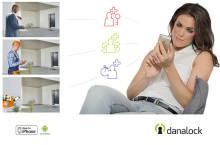 Vendora Nordic lanserar Danalock® V2 Smart Lock i Norden